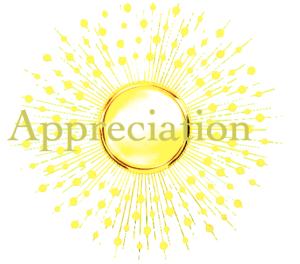 appreciation 2